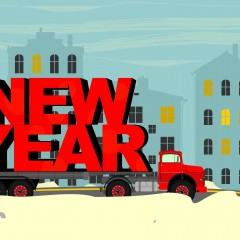 Rolling out in 2015: New Year Resolutions for Truckers