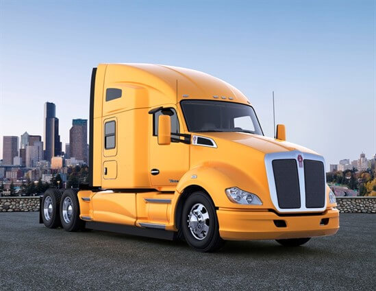 The new Kenworth T-680