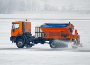 Winter Trucking Safety Tips