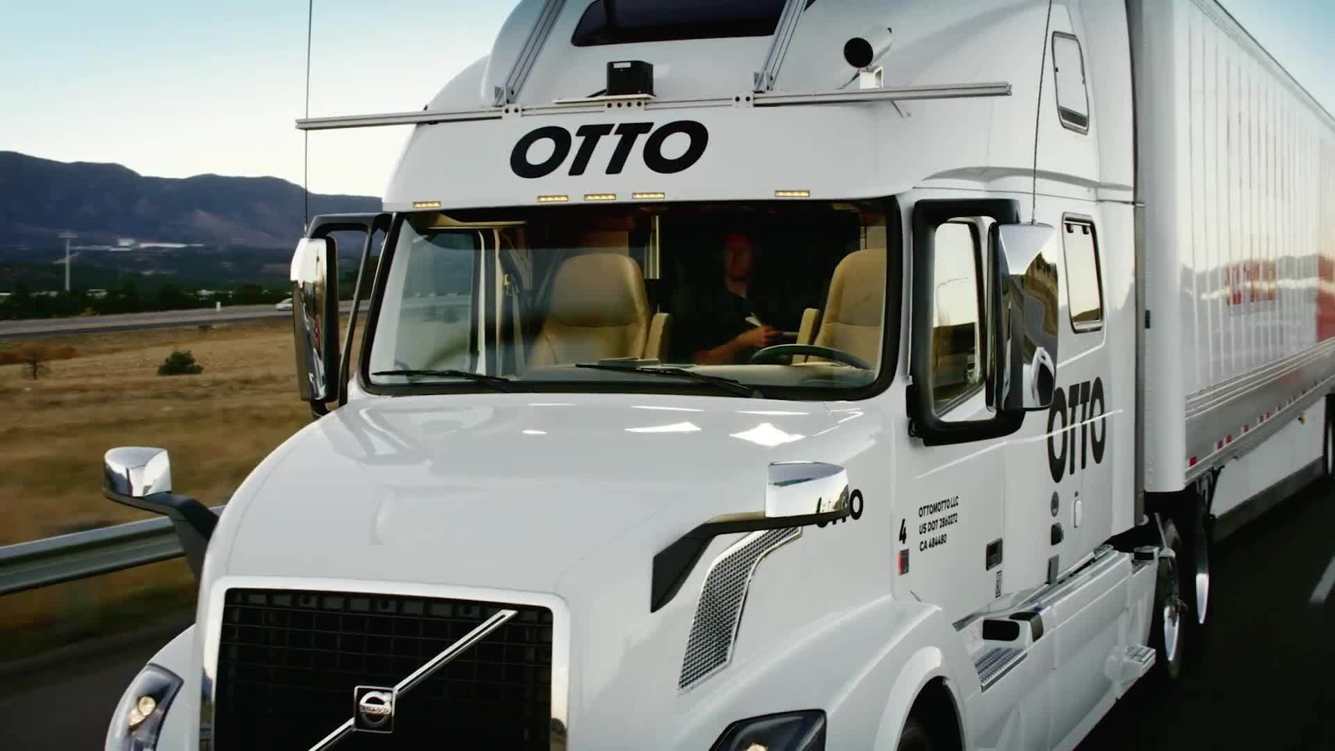 autonomous trucking technology