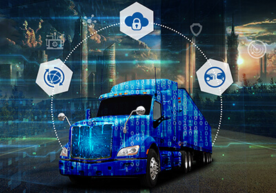 blockchain in trucking