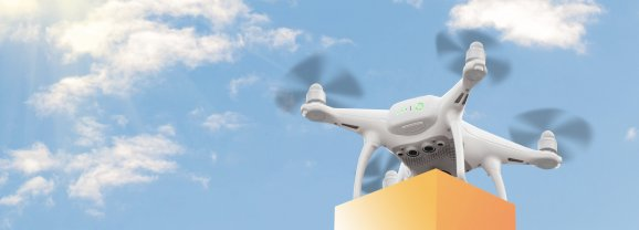 Drones in the Trucking Industry | Flying into the Future
