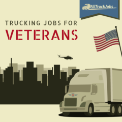 Why Veterans Make Good Truck Drivers