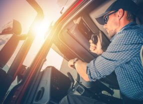 Sun Protection Tips for Truck Drivers
