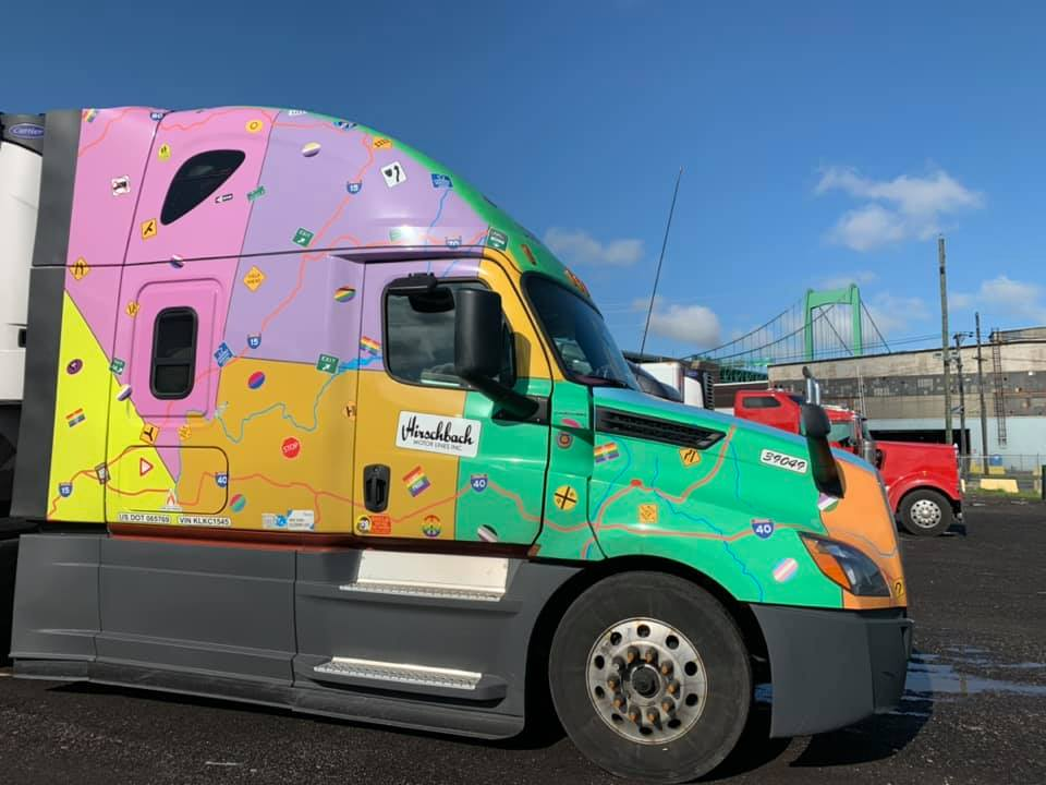 LGBT Truckers on the Road