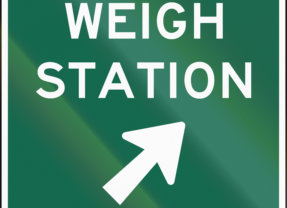 Weigh Station Rules for Big Rigs