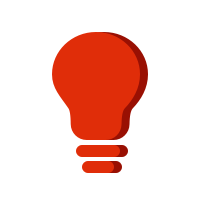 Logo of lightbulb