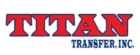 Titan Transfer Inc. Logo