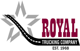 Royal Trucking Company Logo