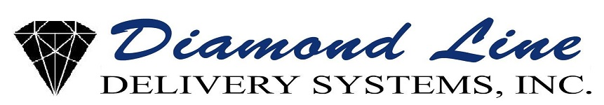 Diamond Line Delivery Systems Logo
