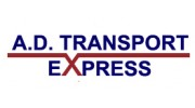 AD Transport Express, Inc. Logo