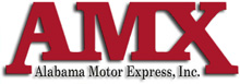 AMX/Alabama Motor Express, Inc. Logo