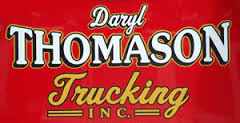Daryl Thomason Trucking, Inc. Logo