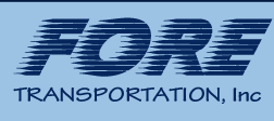 Fore Transportation, Inc. Logo