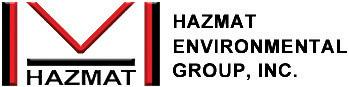 Hazmat Environmental Group Logo