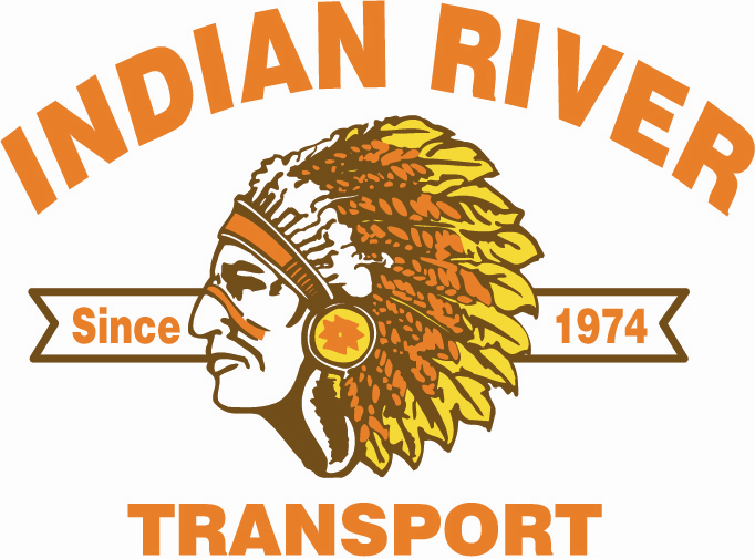 Indian River Transport Co. Logo
