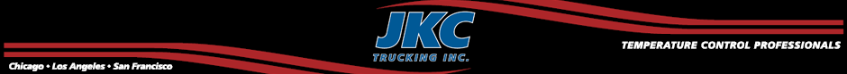 JKC Trucking, Inc. Logo