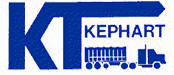 Kephart Trucking Co. Logo