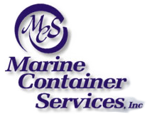 Marine Container Services, Inc. Logo