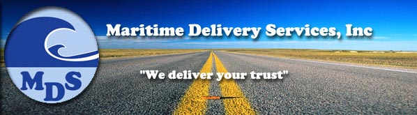 Maritime Delivery Services, Inc. Logo