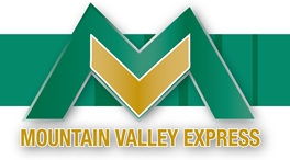 Mountain Valley Express Co. Logo