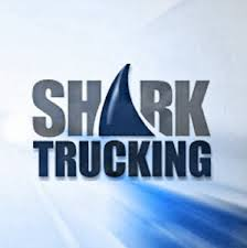 Shark Trucking, Inc. Logo