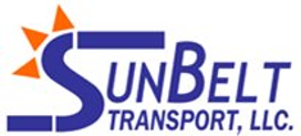 Sunbelt Transport LLC Logo