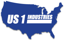 US 1 Industries Logo