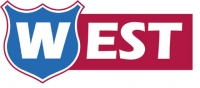 West Motor Freight of PA / E F Corp. Logo