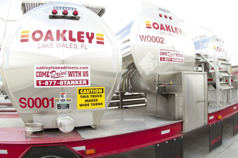 Oakley Transport