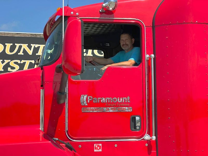 Paramount Freight Systems